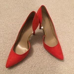 Coral Merona high heels